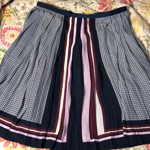 Lands' End Dresses & Skirts - Pleated skirt Lands End Canvas